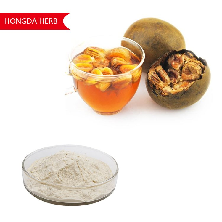 Monk Fruit Extract Mogroside 80% HPLC