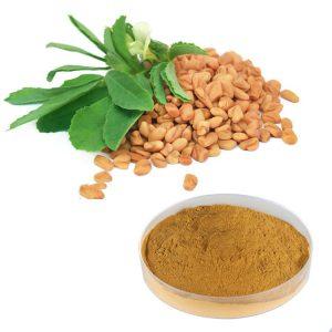 Fenugreek Extract Fenusides Saponins 50% UV