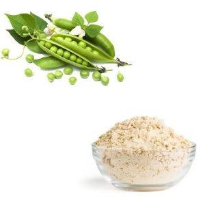 Pea Protein Powder Mild Enzymolysisl 85% HPLC